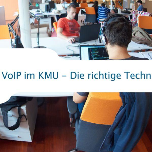 VoIP im KMU
