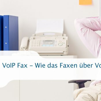 VoIP Fax Intro