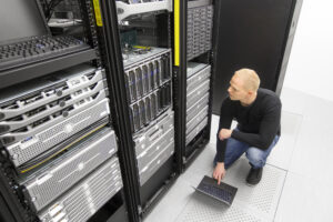 VoIP Lösung - Service Techniker